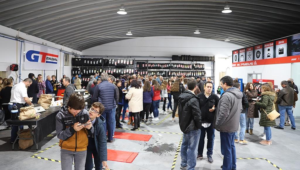 RK Pneus inaugurou amplas e modernas instalações