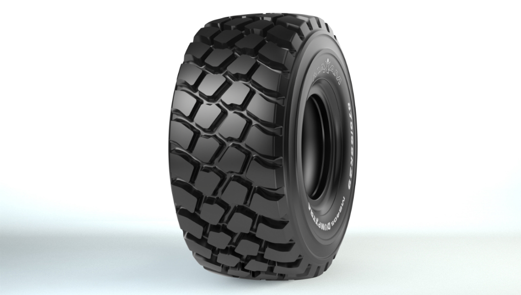 MAXAM MS405 aprovado pela Caterpillar como nova opção OEM