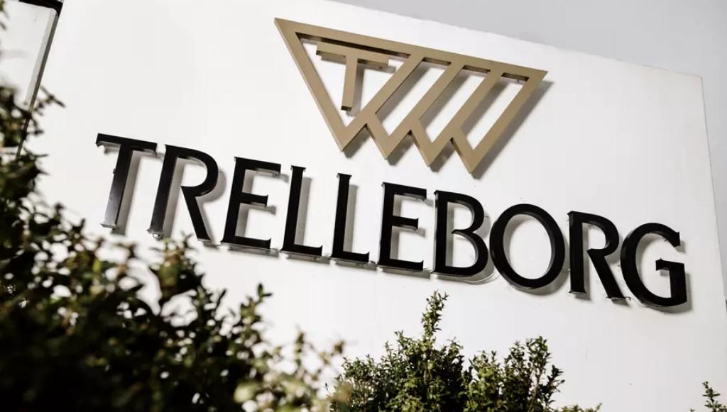Trelleborg selecionada pelo Grupo KION para fornecer pneus que não deixam marcas