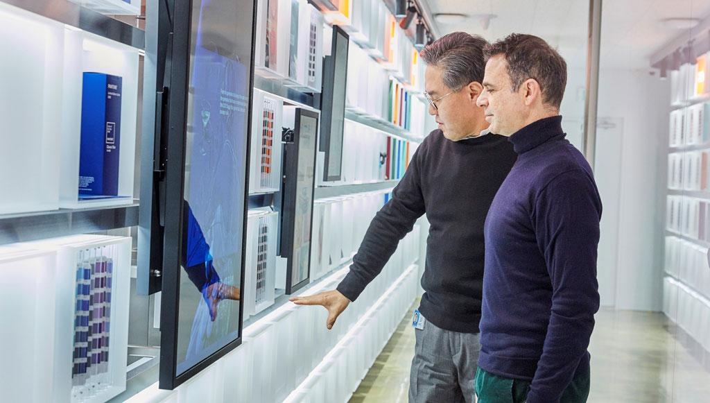 Hankook Technology Group abre CMF LAB para pesquisa em <em>design</em> industrial