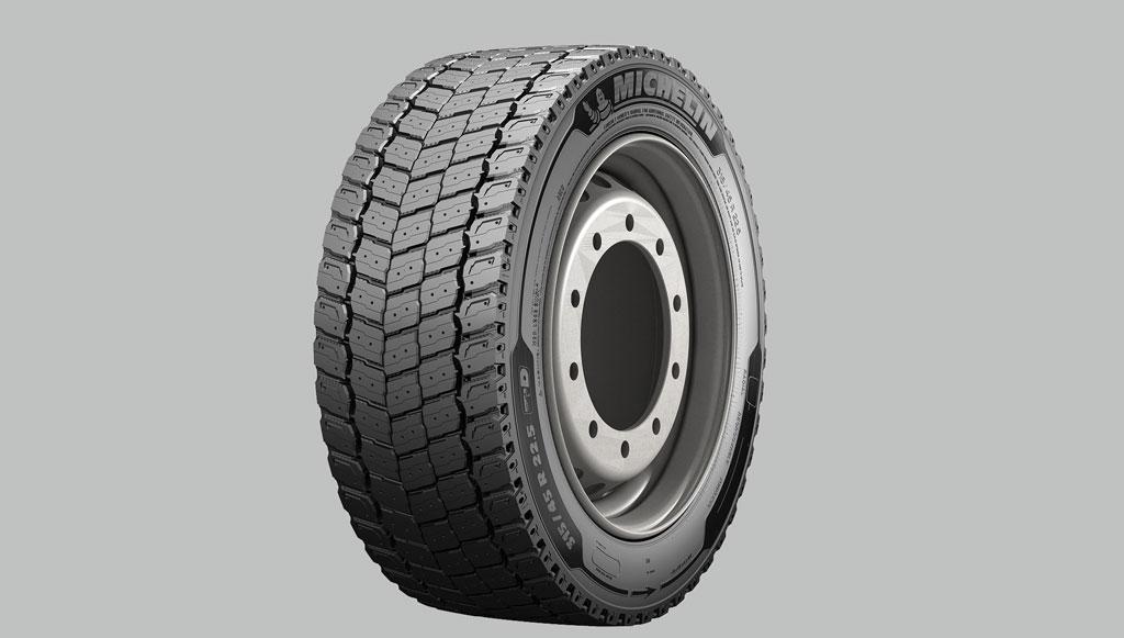 Michelin amplia gama X MULTI com novas medidas