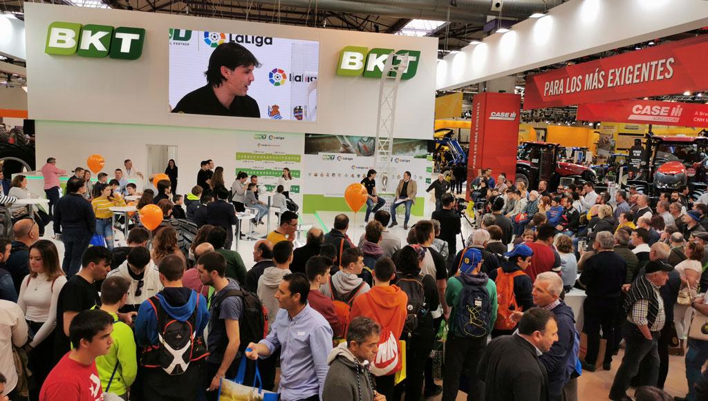 FIMA 2020: BKT e S. José Pneus formaram parceria de sucesso