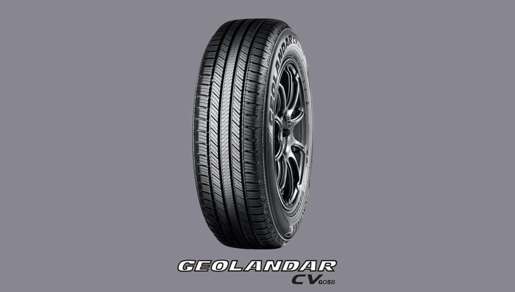 Yokohama apresenta novo GEOLANDAR CV G058