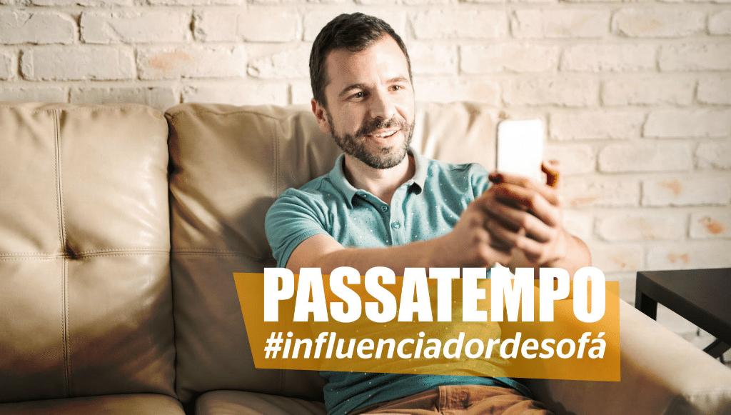 Continental procura #INFLUENCIADORDESOFÁ