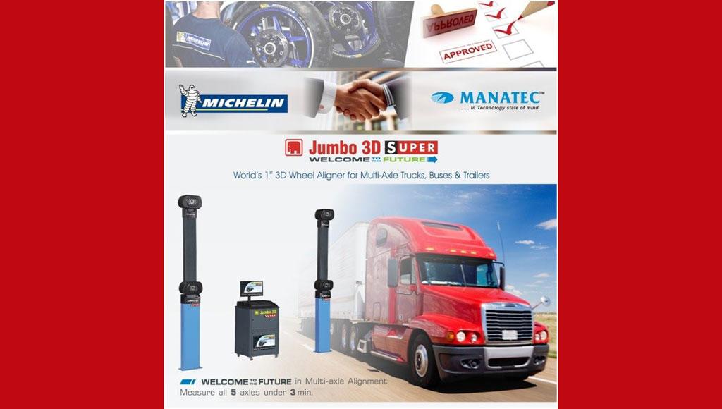"""MANATEC Jumbo 3D Super continua a """"seduzir"""" o mercado"""