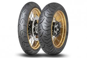 Dunlop lança Trailmax Meridian para motos <em>adventure</em>