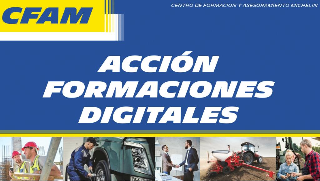 Michelin implementa plano especial de formação <em>online</em>