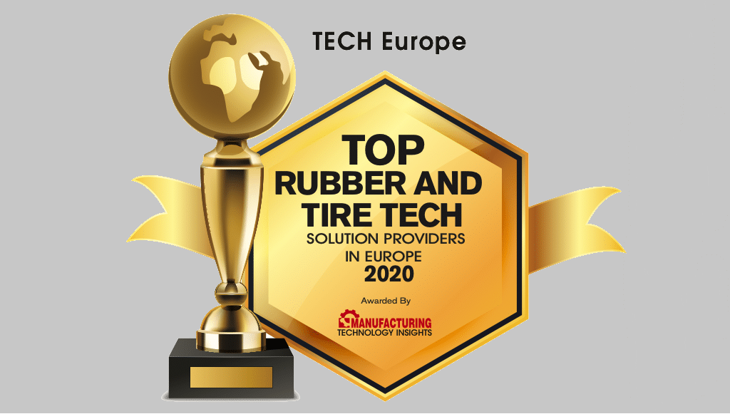 "TECH Europe nomeada ""Top Rubber & Tire Tech Solution Providers in Europe 2020″"