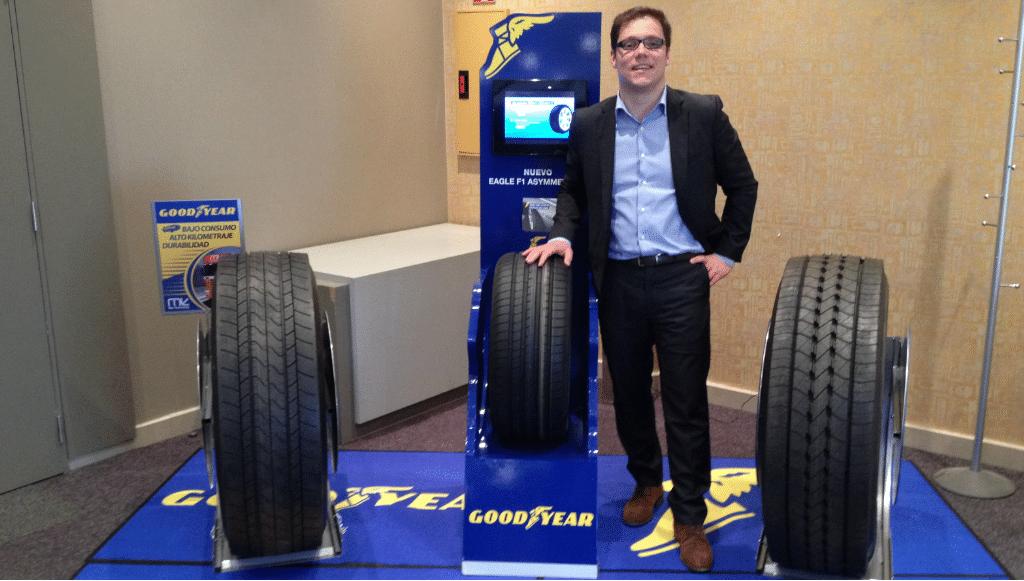 Wilson Luis é o novo responsável de negócio de Consumer na Goodyear Portugal