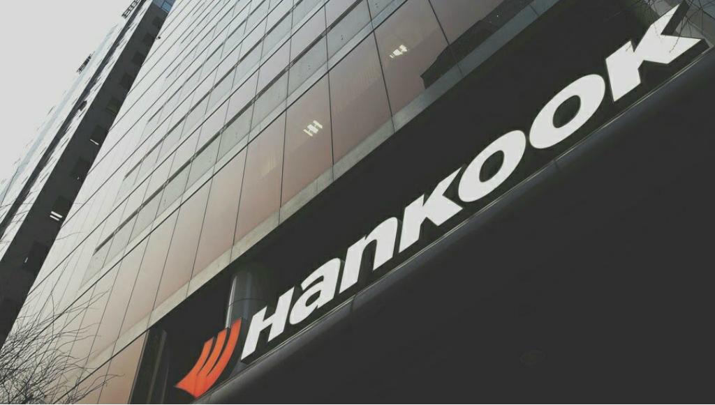 Hankook Tire anunciou resultados financeiros do primeiro trimestre