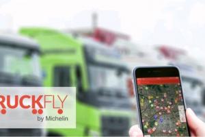 TruckFly: a <em>app</em> da Michelin ao serviço dos profissionais do transporte