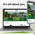 Nova página web da BKT