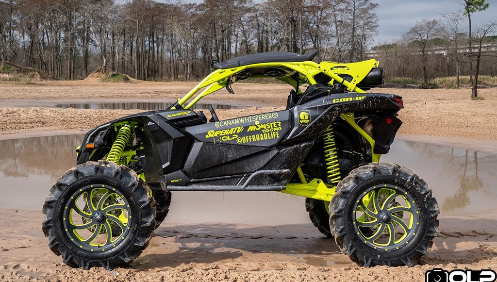 BKT equipa novo veículo de Stephen Fontenot
