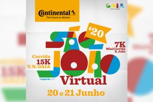 Continental Corrida de S. João angaria 3.600€