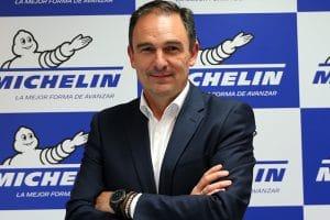 Pedro Álvarez é o novo diretor vendas da Michelin