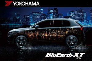 YOKOHAMA inicia comercialização do BlueEarth-XT