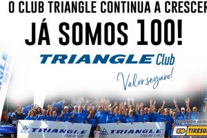 Club Triangle da Tiresur já tem 100 sócios