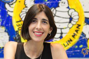 Elena Iborra é nova diretora de marketing da Michelin