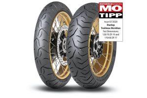 Dunlop Trailmax Meridian conquista reconhecimento