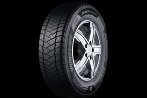 Bridgestone lança  pneu DURAVIS All Season