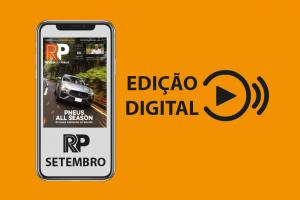 Revista dos Pneus de setembro já disponível online