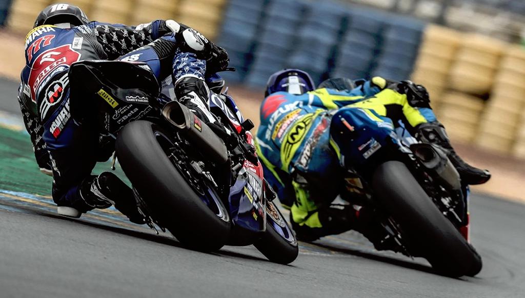 Dunlop no pódio das 24 horas de Le Mans