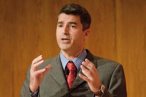 """""""O mercado europeu é muito importante para nós"""", Mike Rignall"""