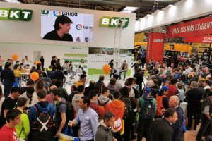 BKT e S. José Pneus estão juntas na FIMA 2020