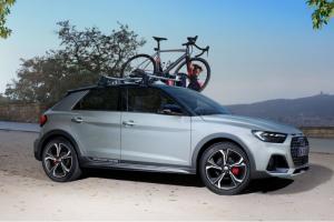 Falken equipa de origem Audi A1 Citycarver com modelo AZENIS FK510