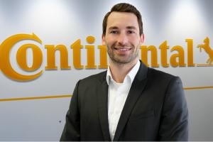Benjamin Hübner é o novo diretor da gama de pneus agrícolas da Continental