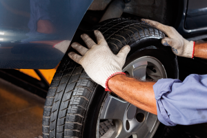 Verificação do estado dos pneus pós-confinamento