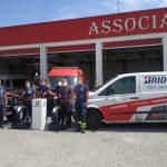 Bridgestone apoia Bombeiros Alcochete com oferta de pneus