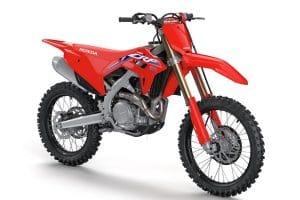 Dunlop Geomax MX-33 eleito para Honda CRF450R