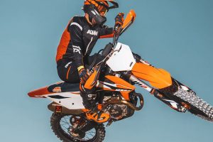 KTM e Husqvarna escolhem Dunlop Geomax MX-33