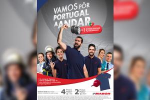 """Mabor lança campanha """"Vamos pôr Portugal a Andar"""""""