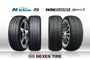 Nexen Tire fornece pneus de origem para VW Golf 2020