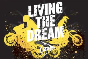 Pilotos Dunlop celebram paixão pelo motociclismo