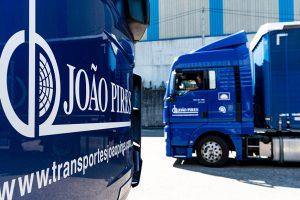 Michelin Effitrailer ao serviço de Transportes João Pires