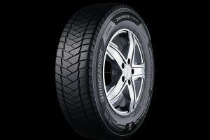 Bridgestone lança pneu DURAVIS All Season
